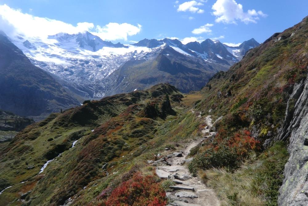 Großer Möseler, Zillertaler Alpen