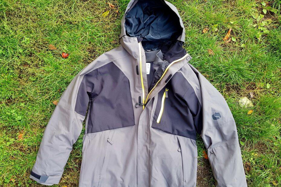 Bonfire Firma 3-IN-1 Stretch Jacket Vorderseite
