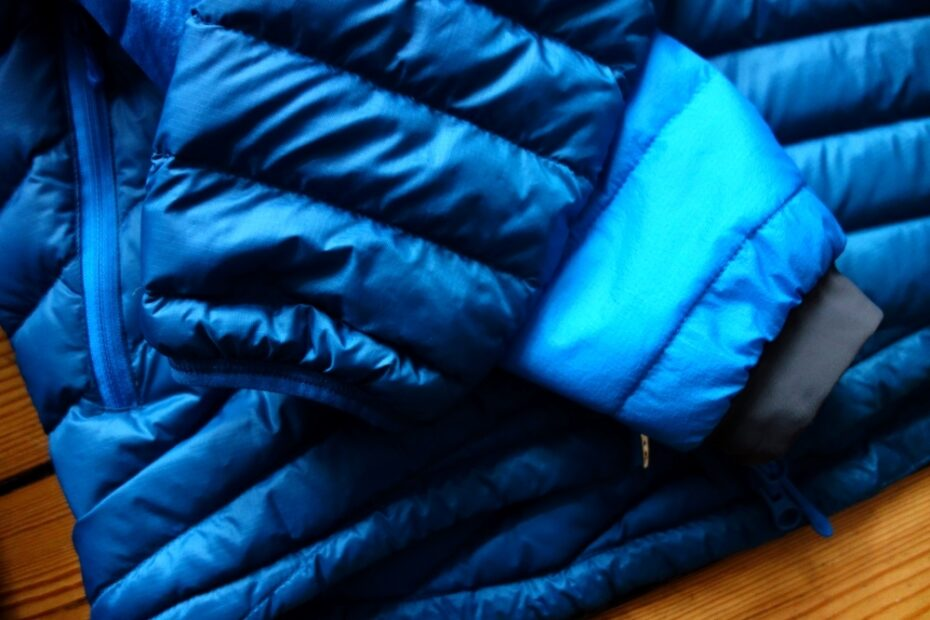 Bergans Slingsbytind Down Jacket und Nibbi Primaloft Jacket