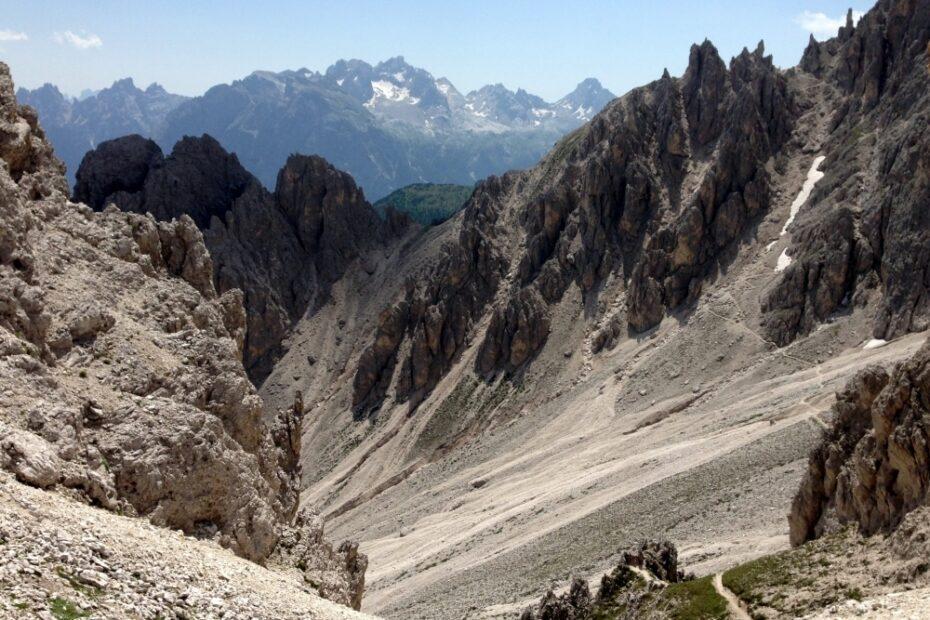 Dolomiten-Höhenweg #4