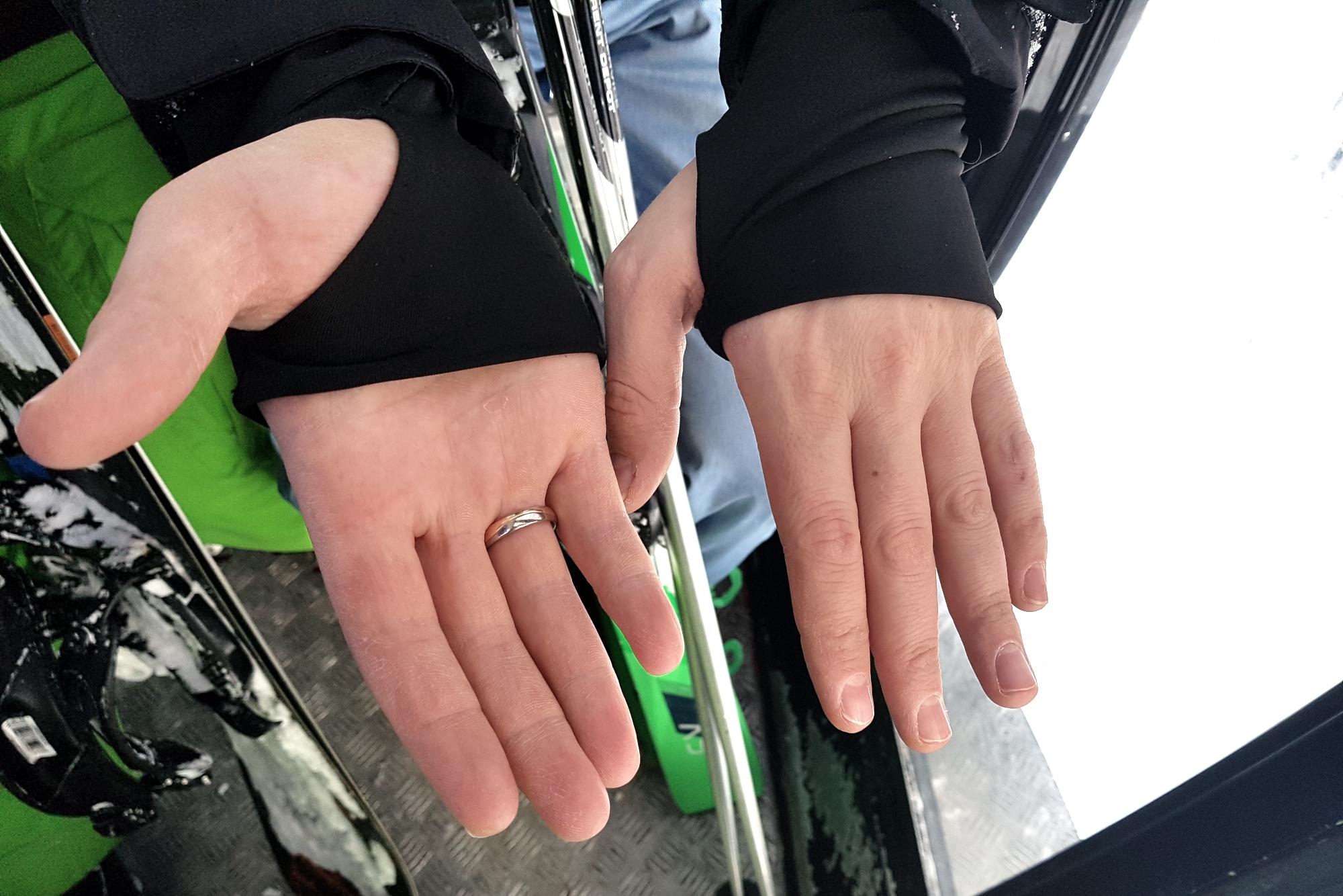 Gamaschen der Dope Adept Snowboardjacke