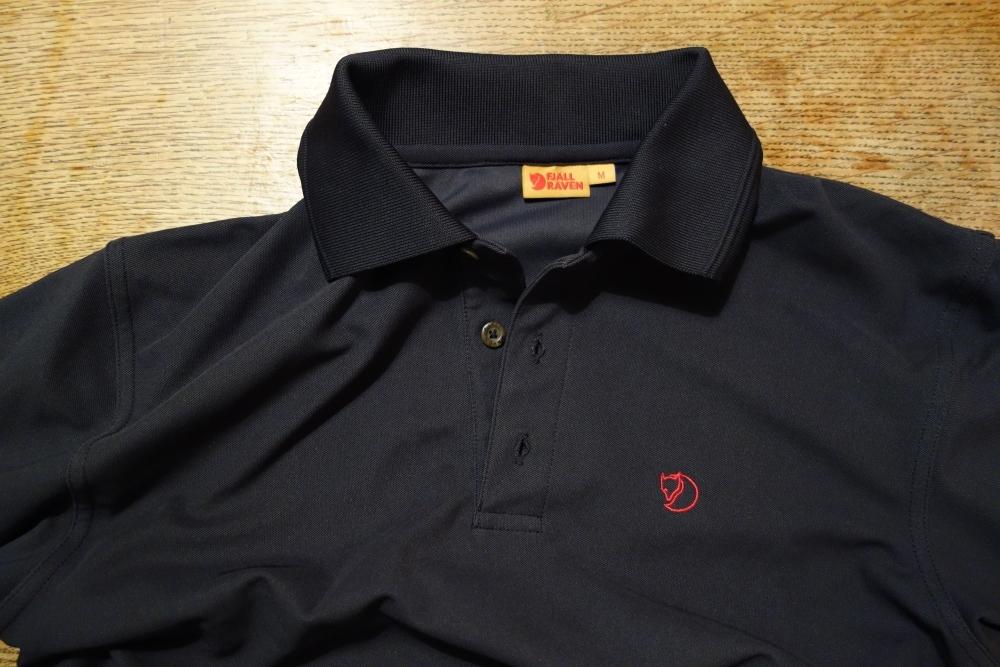 Fjällräven Crowley Polo Piqué Shirt