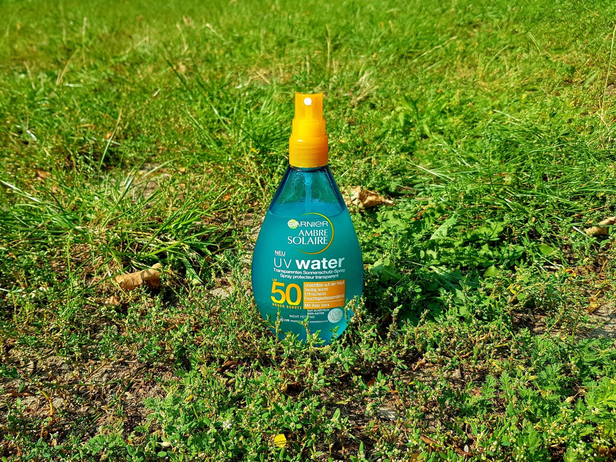 Garnier Ambre Solaire Sonnenspray UV Water LSF 50