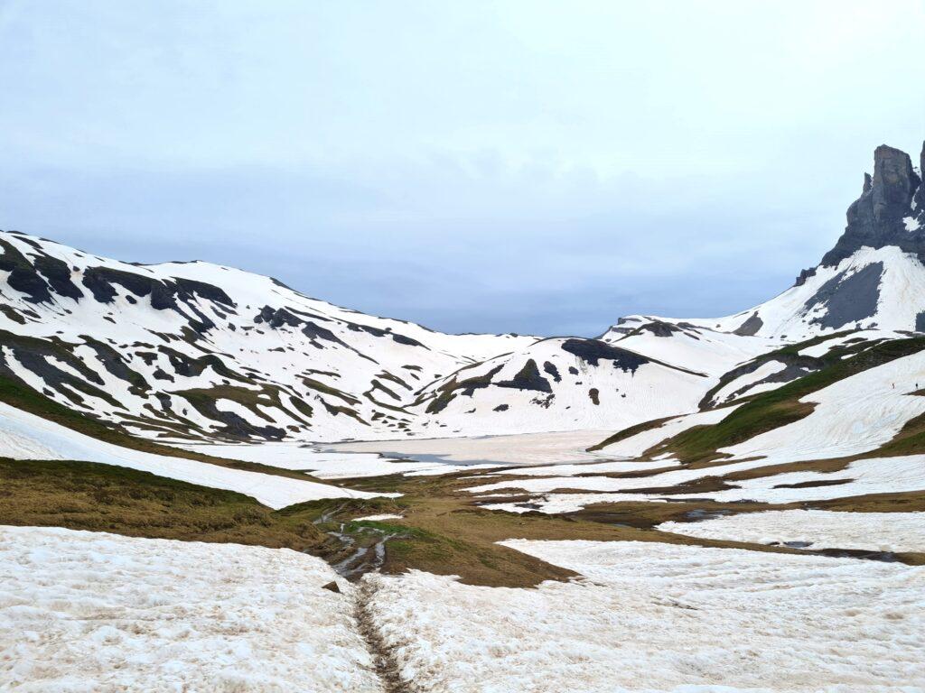 Grande Traversée des Alpes Teil 2: Lac d'Anterne