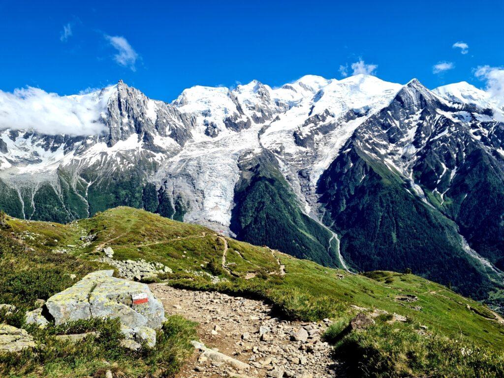 Grande Traversée des Alpes Teil 2: Mont-Blanc-Massiv