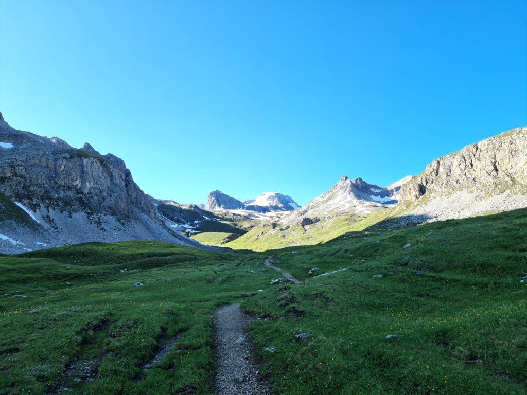 Grande Traversée des Alpes Teil 4: Plan de la Grassaz