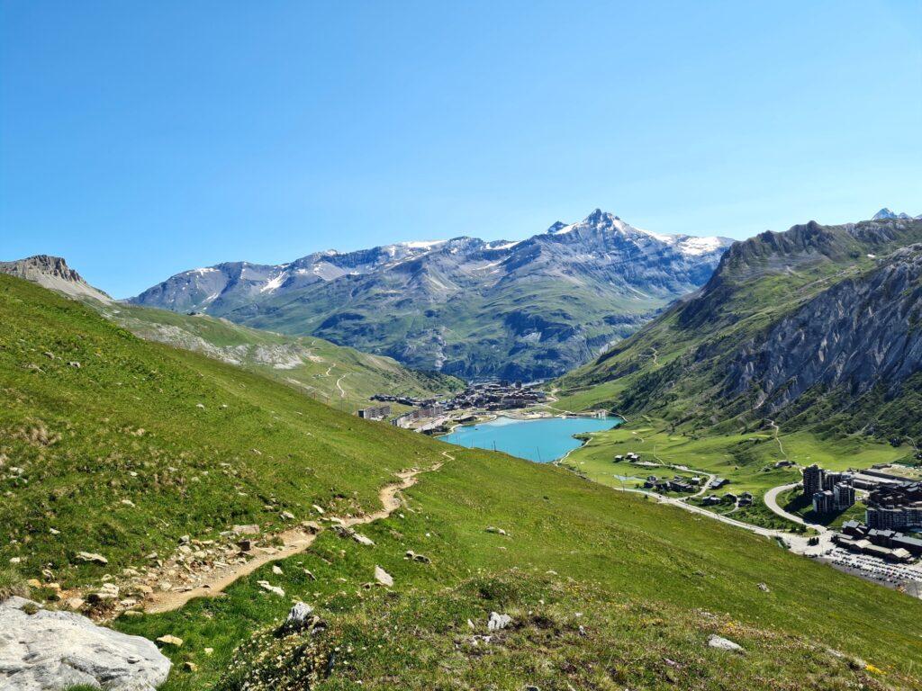 Grande Traversée des Alpes Teil 4: Abstieg nach Tignes