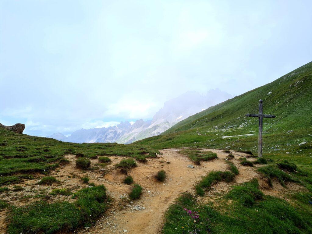 Grande Traversée des Alpes Teil 6: Col de la Vallée Étroite