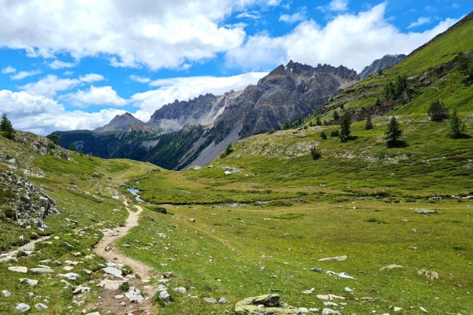Grande Traversée des Alpes Teil 6: Tavernette-Ebene und Hauptkamm der Thabor-Gruppe