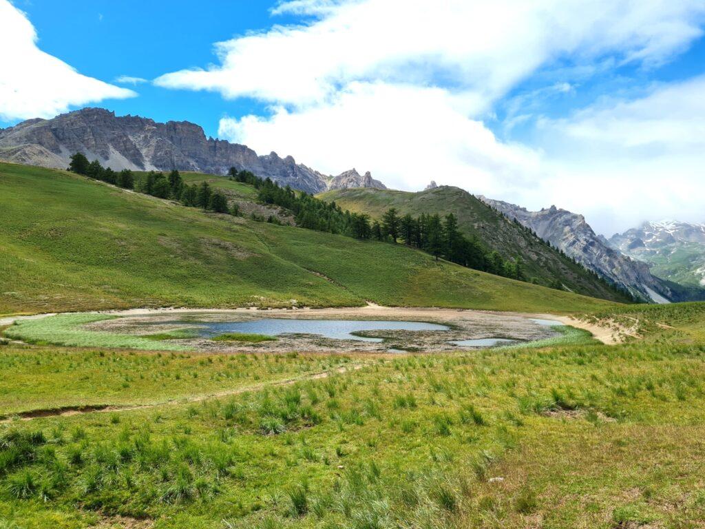 Grande Traversée des Alpes Teil 6: Col des Thures