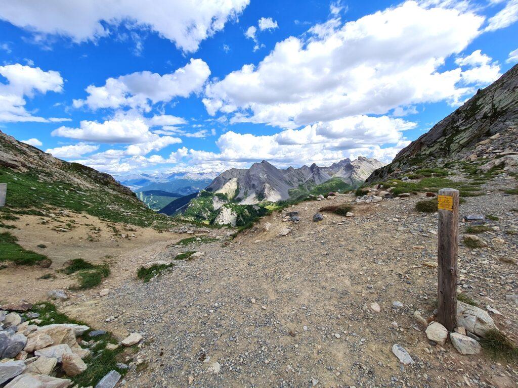 Grande Traversée des Alpes Teil 7: Col des Ayes