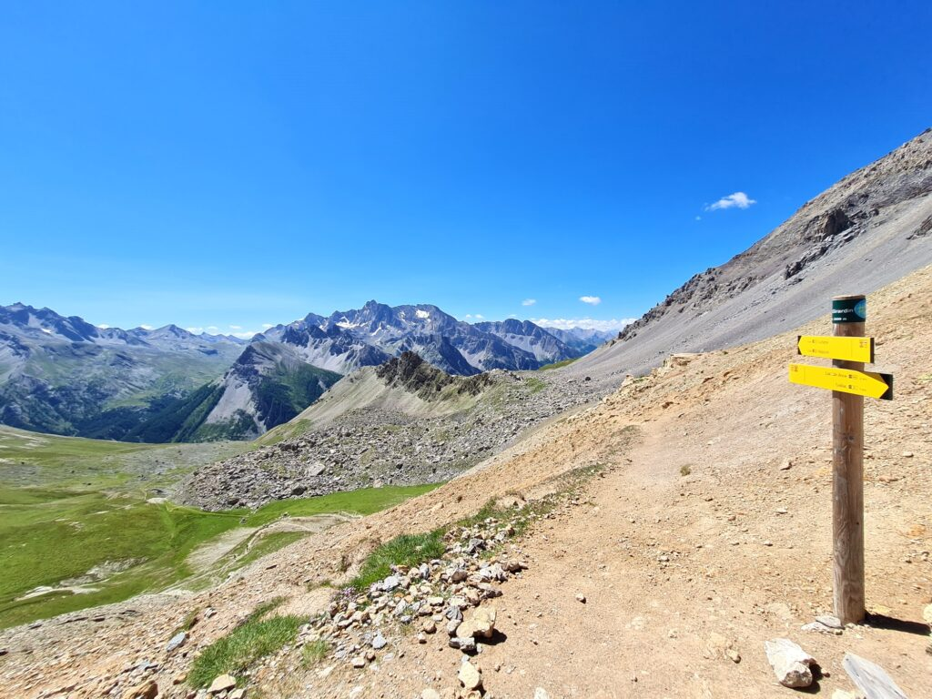 Grande Traversée des Alpes Teil 7: Col Girardin