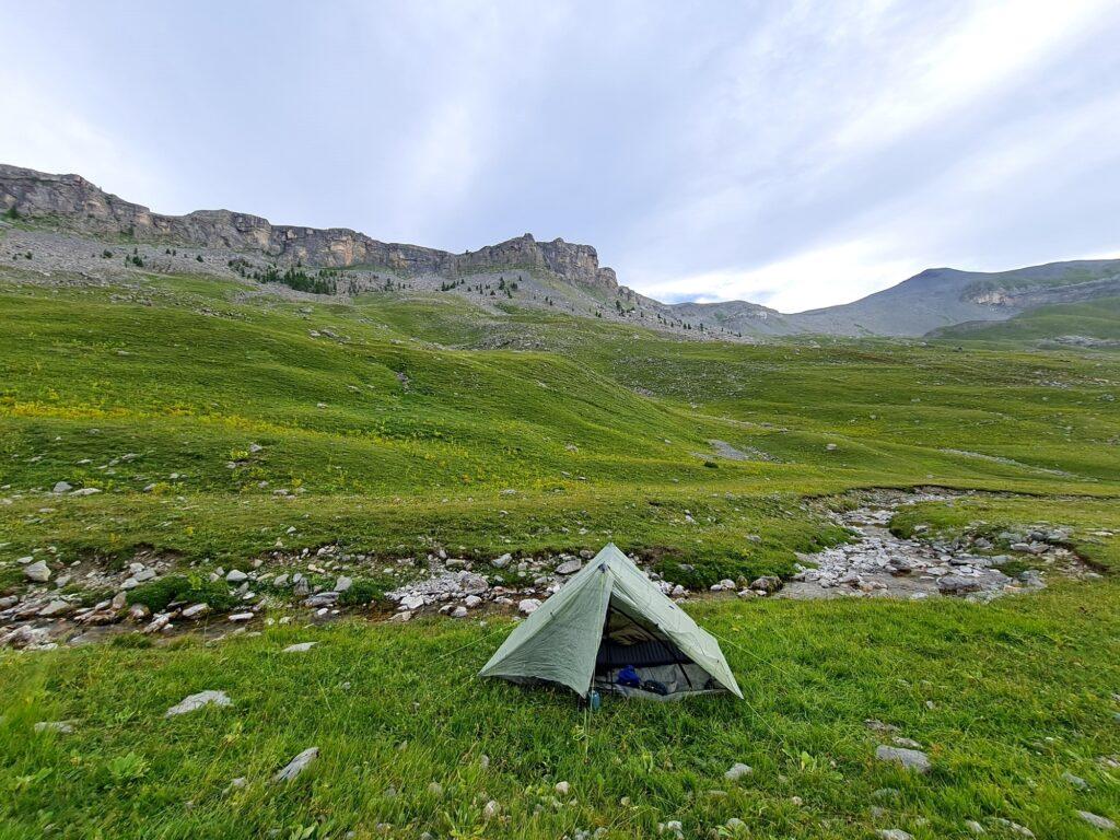 Grande Traversée des Alpes Teil 8: Vallon de Sallevieille, Nationalpark Mercantour