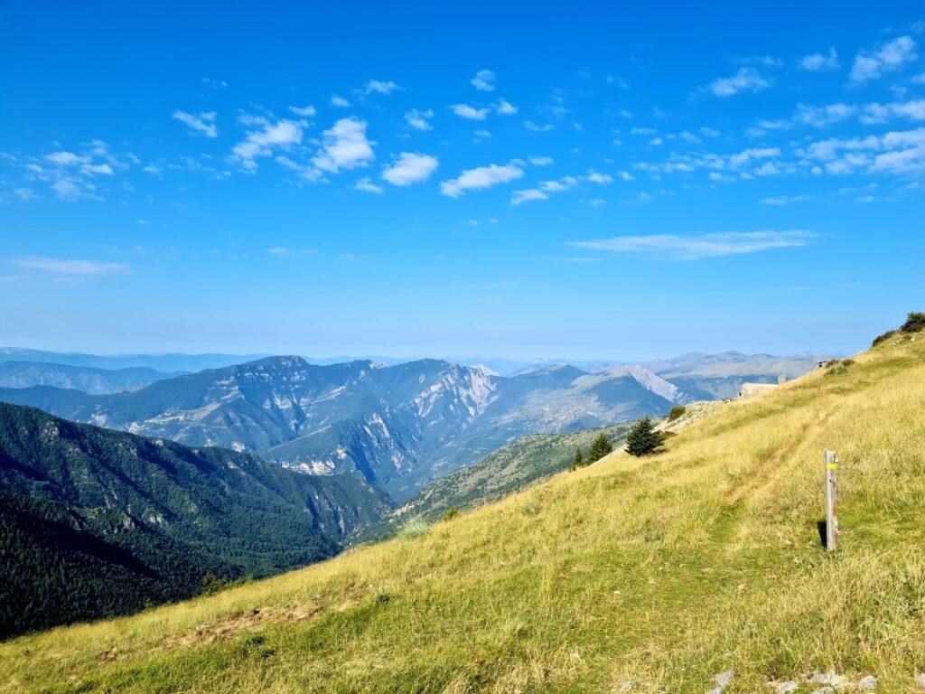 Grande Traversée des Alpes Teil 9: Col des Deux Caïres