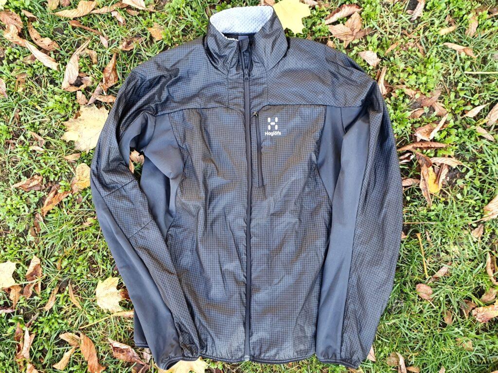 Haglöfs Summit Hybrid Jacket Vorderseite