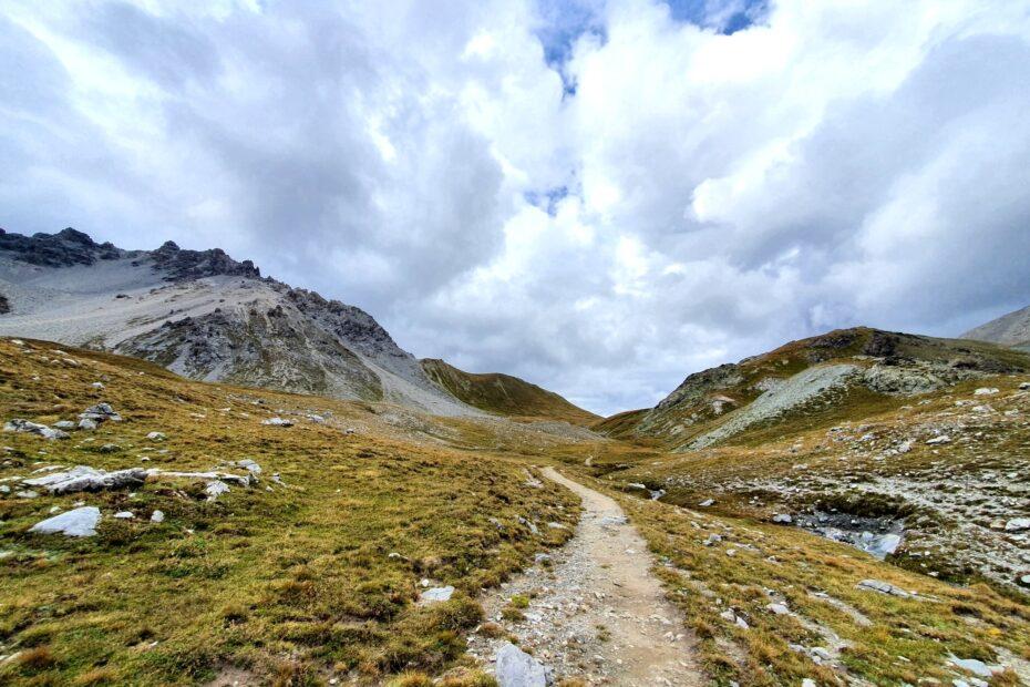 Tag 2 Hannibal Trek: Aufstieg zum Col de Péas