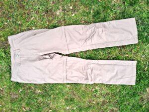 Jack Wolfskin Canyon Zip Off Pants Vorderseite