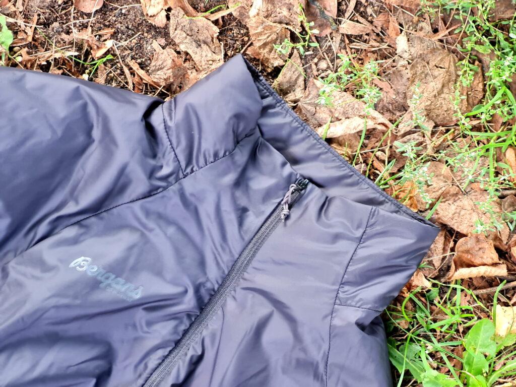 Stehkragen der Bergans Floyen Light Insulated Jacket