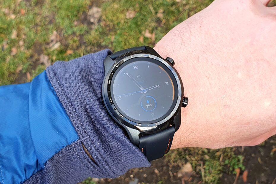 Mobvoi Ticwatch Pro 3 Zifferblatt