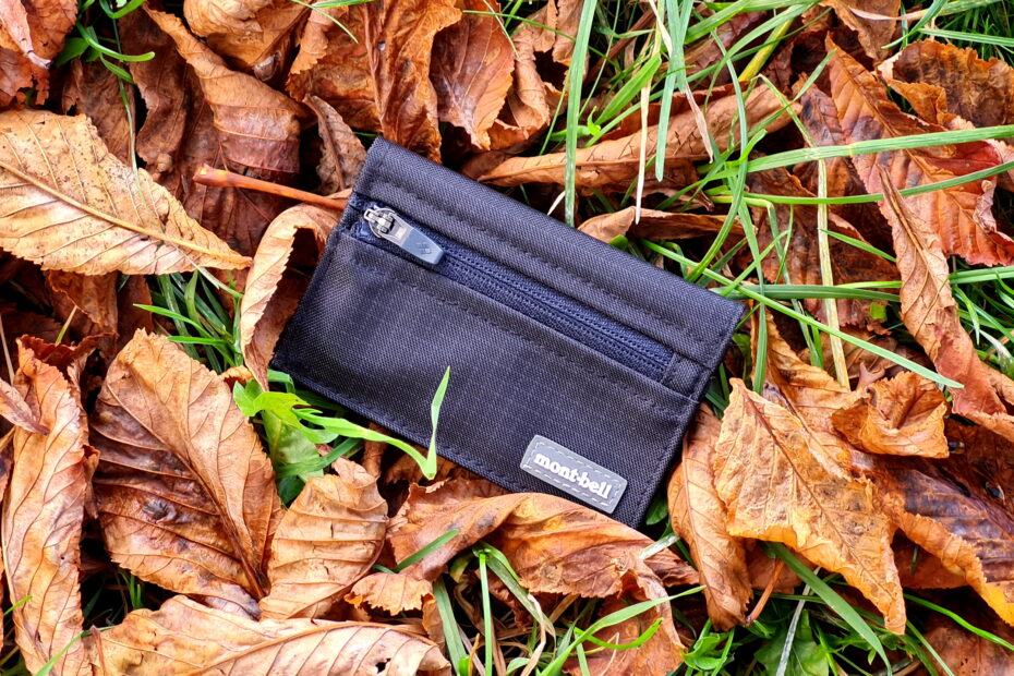 Montbell Trail Wallet mit kleinem Münzfach