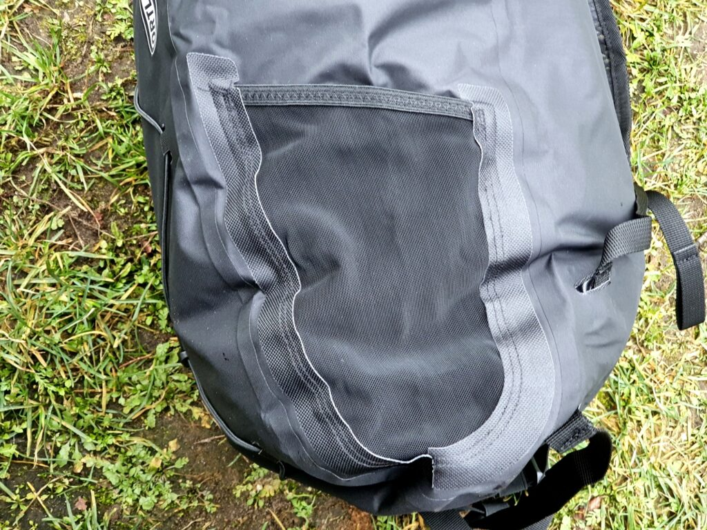 Außentasche Ortlieb Light-Pack Two