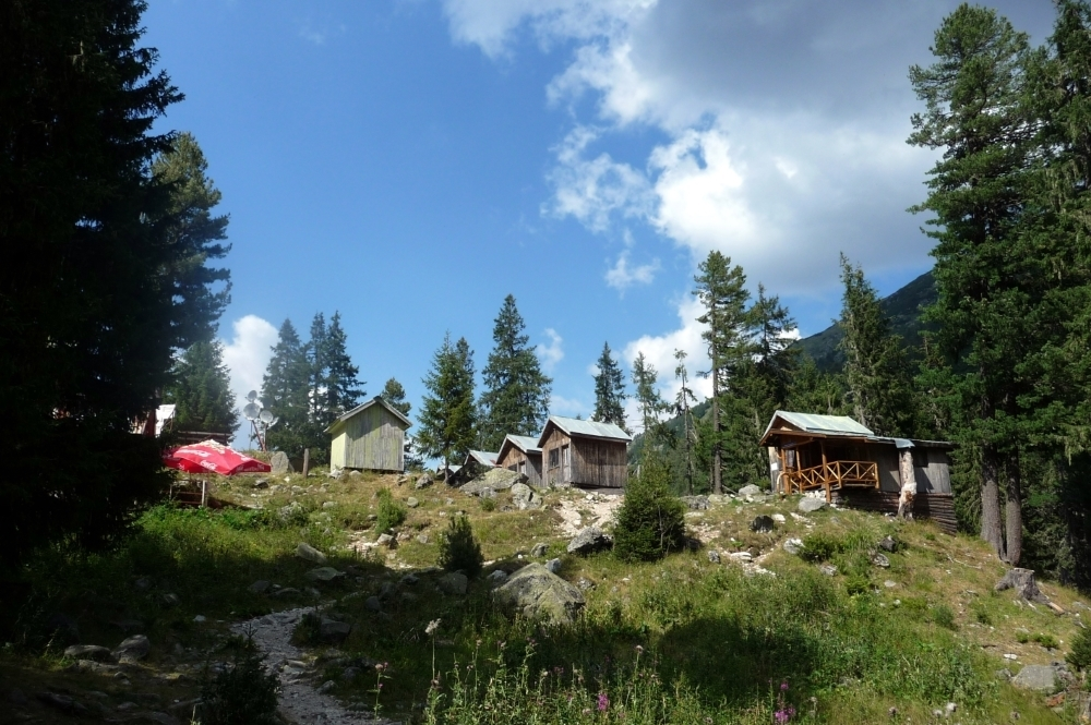 Piringebirge, Demianitza-Hütte, Bulgarien