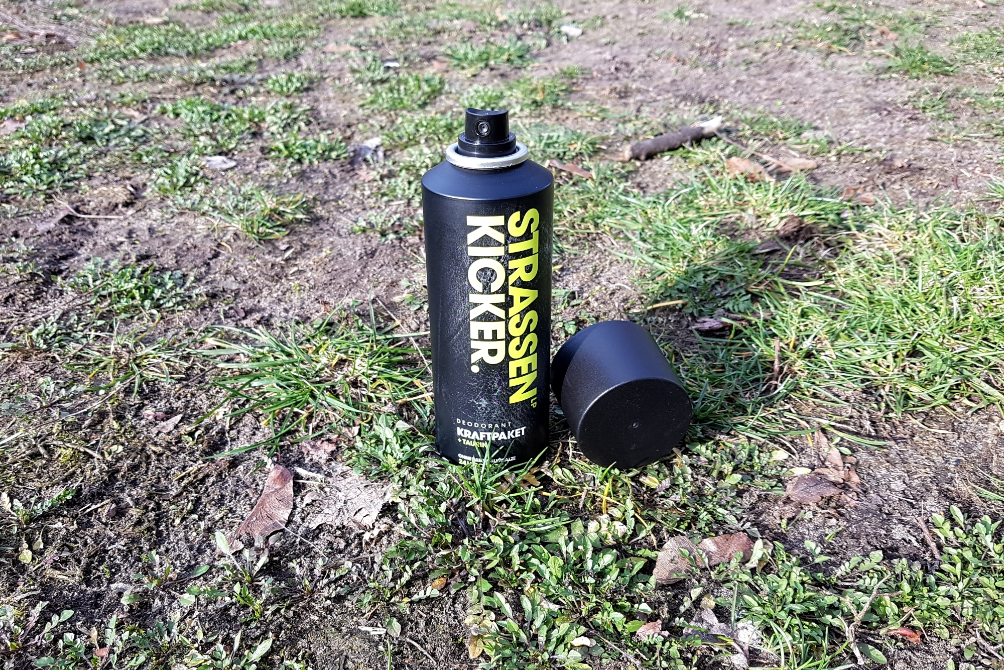 Strassenkicker Kraftpaket Deo Spray