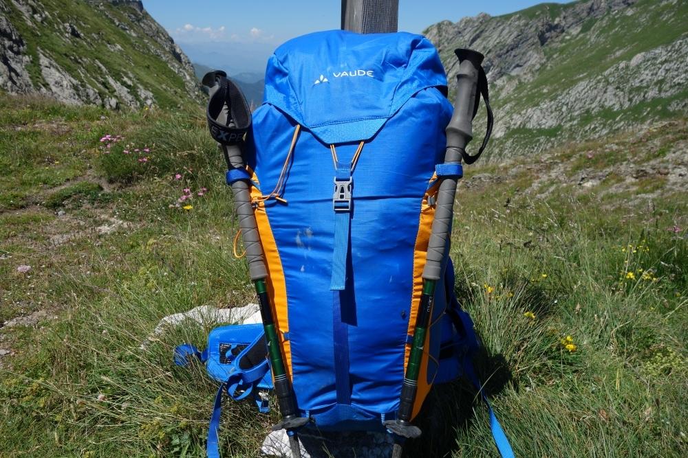 Vaude minimalist 35 rucksack im test for Was ist ein minimalist